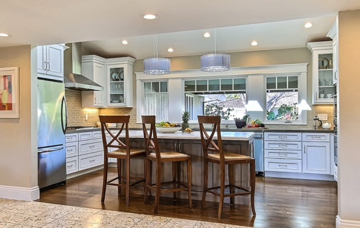 GGK Classic Contemporary Kitchen